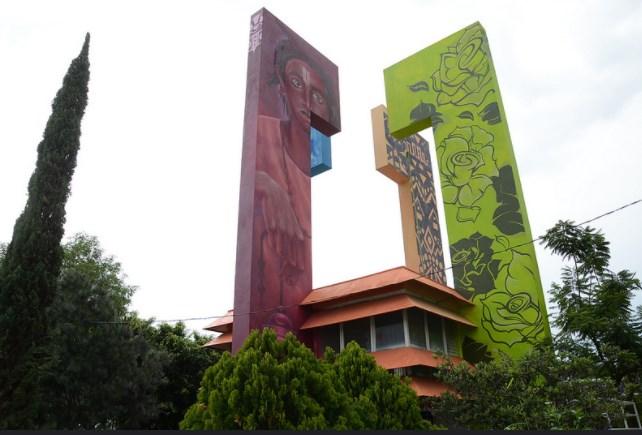 «Pintemos Zapopan» dignifica espacios públicos en Tabachines