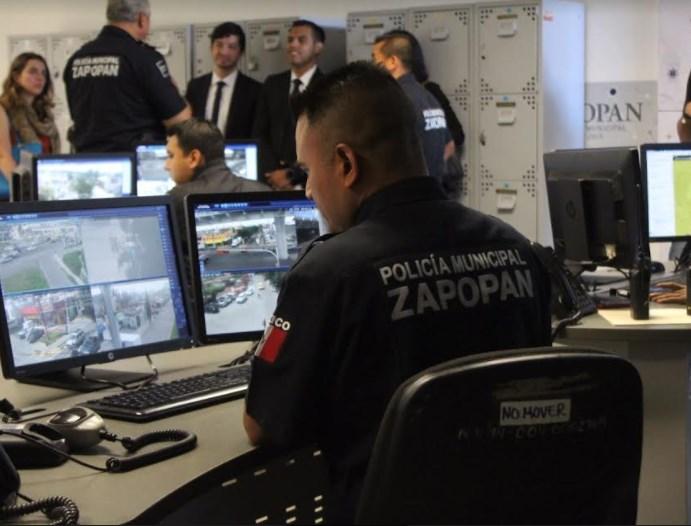 Policía de Zapopan y Comisión Nacional de Seguridad implementan programa piloto de Seguridad