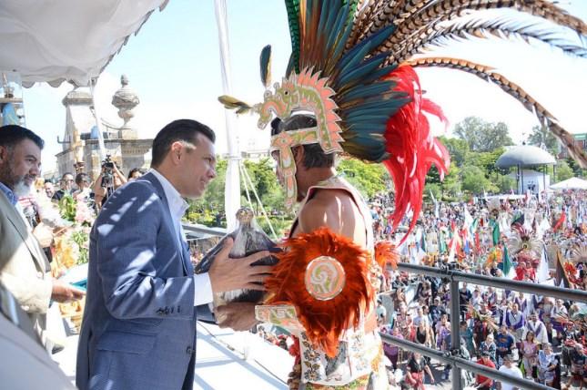 Zapopan conmemora el Día del Danzante, tradición de la Romería