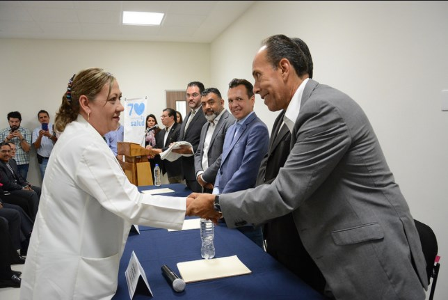 Gobierno Municipal de Zapopan reconoce la labor de médicos y médicas de los Servicios de Salud