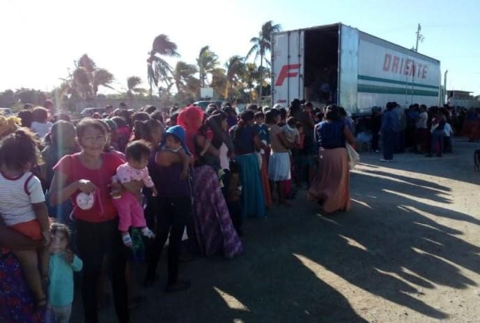 DIF Zapopan envía 22 toneladas de ayuda humanitaria a Oaxaca