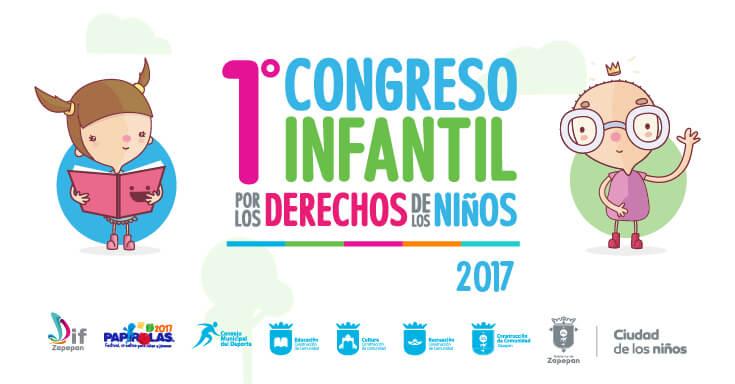 1er Congreso Infantil por los derechos de los niños