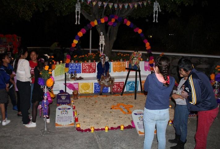 Zapopan celebra el Día de Muertos con velada