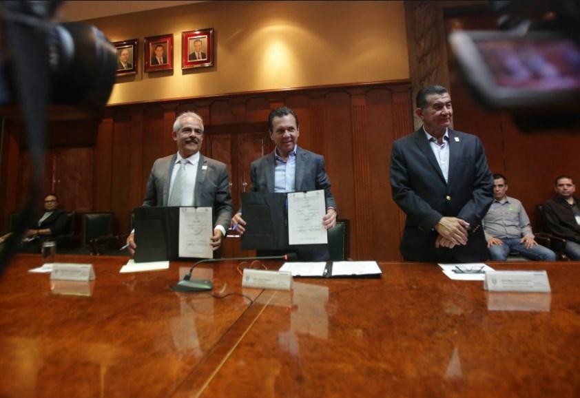 Firma Zapopan convenio de colaboración con el Colegio de Ingenieros Civiles del Estado de Jalisco (CICEJ)