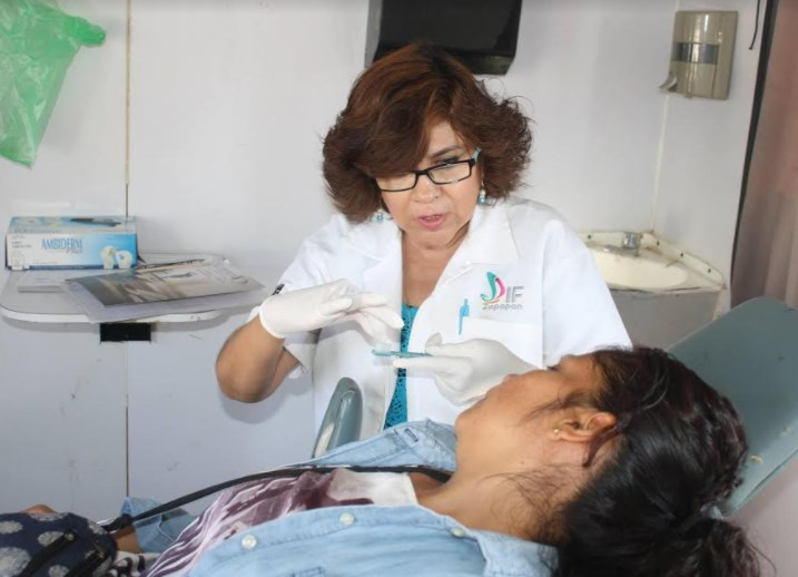 DIF Zapopan asesora en prevención de afecciones odontológicas a personas con diabetes