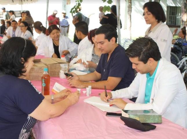 Ofrece DIF Zapopan atención integral a ciudadanos con diabetes