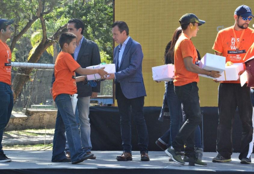 Impulsa Zapopan Festival Interactivo 'Aquí Hay Futuro' para fomentar en jóvenes la empleabilidad, autoempleo y desarrollo personal