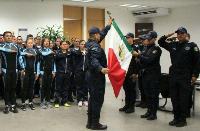 Delegación zapopana participa en los V Juegos Latinoamericanos de Policías y Bomberos Guadalajara 2017