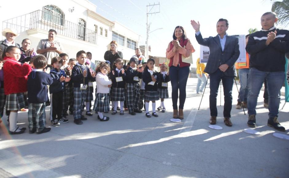 Presenta Zapopan primera etapa de pavimentación de vialidades en la colonia Hacienda Juárez