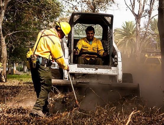 Arranca Zapopan Programa de Prevención de Incendios Forestales para temporada de estiaje 2018