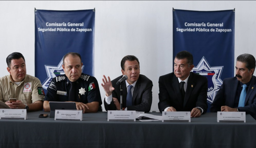 Zapopan, primer municipio en México con C5 para fortalecer las estrategias de seguridad