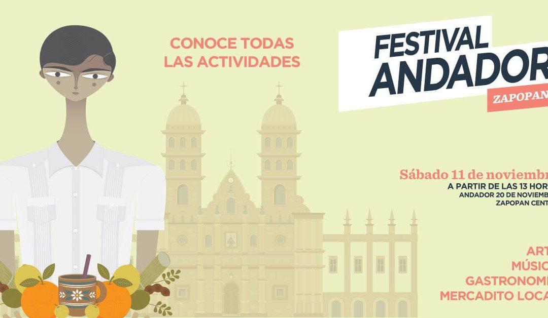 Festival Andador – Sabado 11 de Noviembre