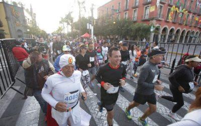 Ocho mil ciudadanos participan en la Octava Edición de la Carrera 5k y 10k por el 476 Aniversario de la Fundación de Zapopan