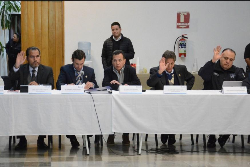 Consejo Ciudadano de Seguridad Pública de Zapopan presenta informe final de actividades
