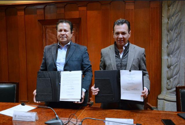 Firma Zapopan convenio con Ocotlán para compartir mejores prácticas y experiencias como Ciudad de los Niños