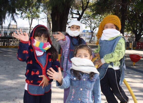 Gobierno de Zapopan recomienda proteger del frío a niños y adultos mayores