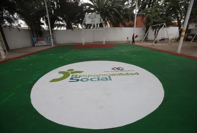 Trabaja Zapopan de la mano con la iniciativa privada para fomentar la práctica del deporte en San Juan de Ocotán