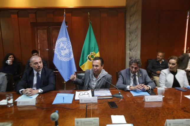 Crean Gobierno Municipal y ONU-Hábitat comité para garantizar acciones propuestas en la Estrategia Territorial Zapopan 2030