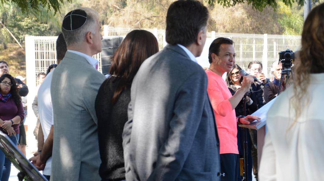 Zapopan y la comunidad hebrea de Guadalajara conmemoran a las víctimas del Holocausto