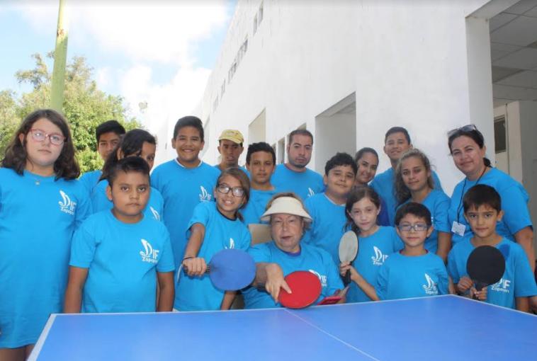 Promueve inclusión social área de Deporte Adaptado de DIF Zapopan