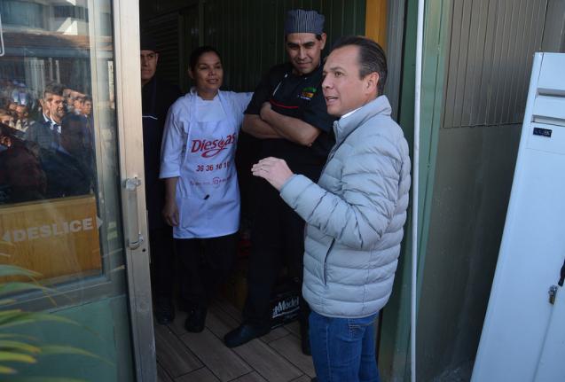 Colonia Jardines Vallarta intervenida con el programa Enchúlate Zapopan