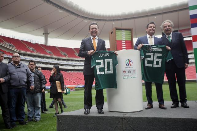 Zapopan lista para ser sede de la Copa Mundial de Futbol 2026