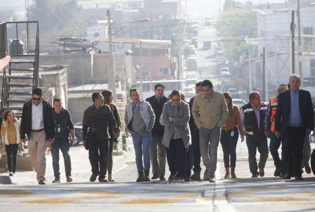 Entrega Zapopan infraestructura social en Villas de Guadalupe para abatir desigualdad en el municipio