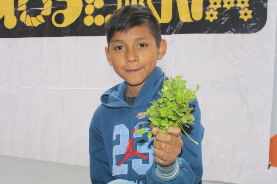 DIF Zapopan promueve sana alimentación entre las familias de Parques del Auditorio