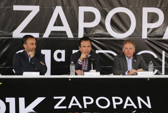 Listo Zapopan para la 31° edición del Medio Maratón 'Benito Juárez'