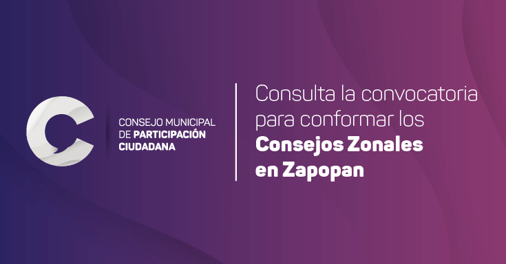 Conformación de Consejos Sociales de Participación Ciudadana.