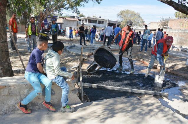 Arranca Zapopan construcción de parque infantil en la colonia Jardines de Nuevo México