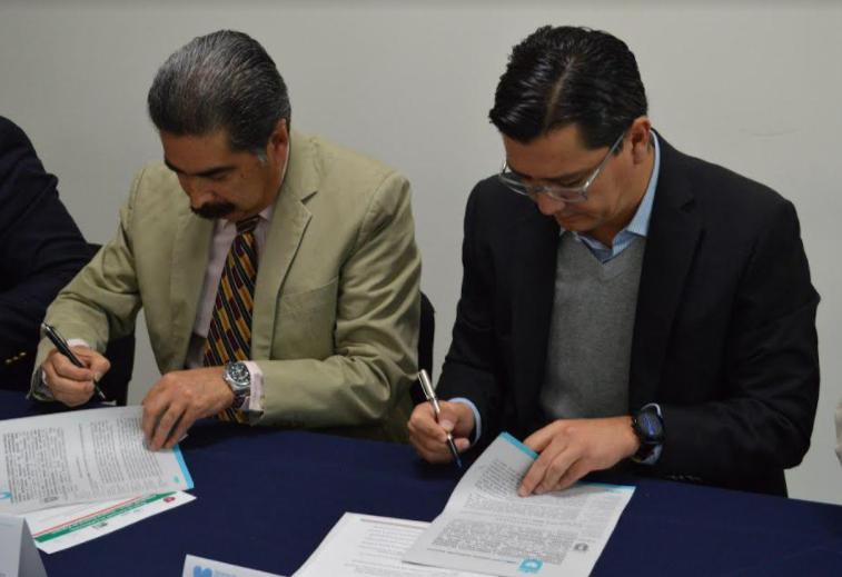 Salud Zapopan y Conalep Jalisco firman convenio de colaboración