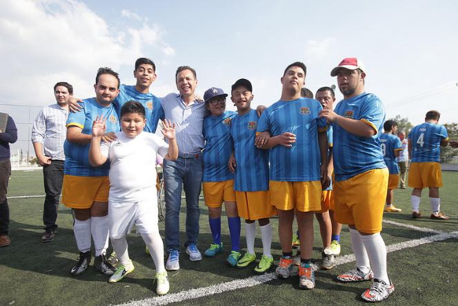 Zapopan, Ciudad de los Niños, impulsa la inclusión en el deporte