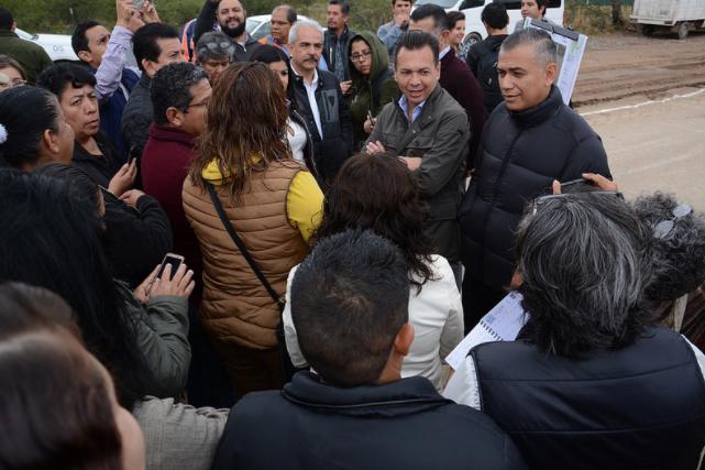 Suma Zapopan infraestructura social para dignificar la zona de carretera a Colotlán