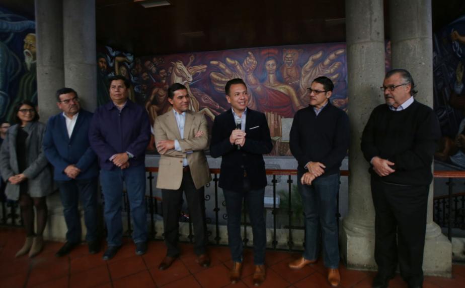 """Rescata y preserva Zapopan patrimonio cultural de la ciudadanía con restauración del mural """"La Revolución Universal"""""""
