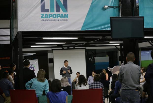 Impulsan vinculación de proyectos innovadores egresados de la Sexta Generación de Reto Zapopan