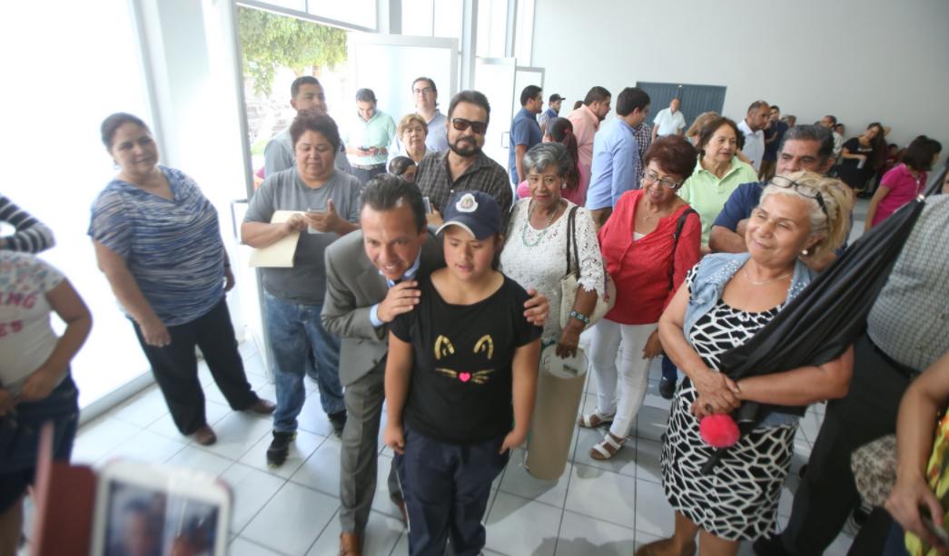 Inaugura Zapopan rehabilitación de Centro Comunitario en la colonia Colli CTM