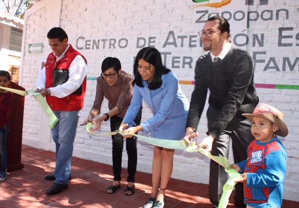 DIF Zapopan inaugura Centro de Atención Especializado en Terapia Familiar