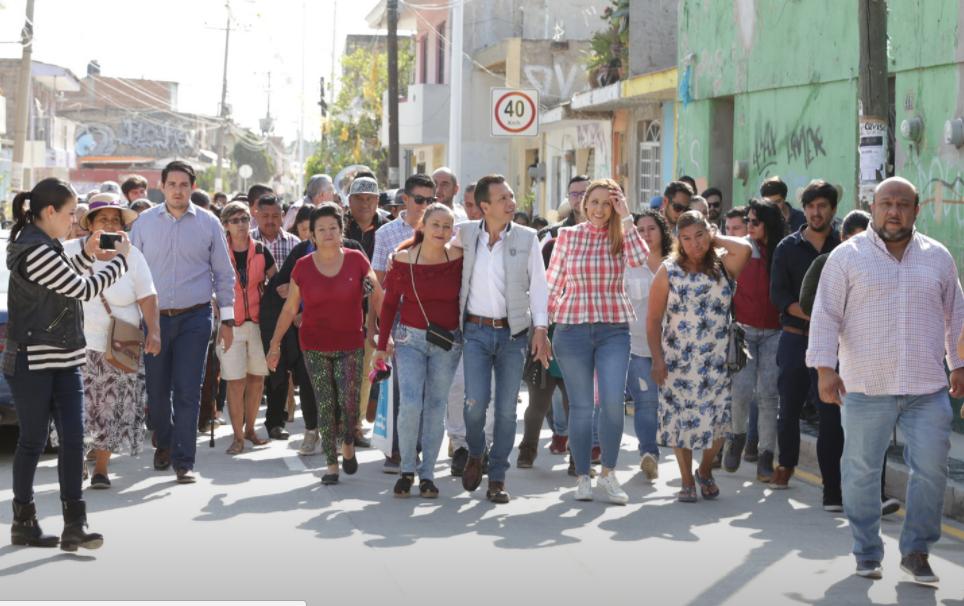 Dignifica Zapopan la comunidad de San Juan de Ocotán con infraestructura social de calidad