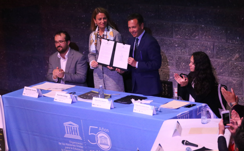 Zapopan, epicentro de la cultura en México, firma la Declaración Internacional UNESCO-Zapopan 2018