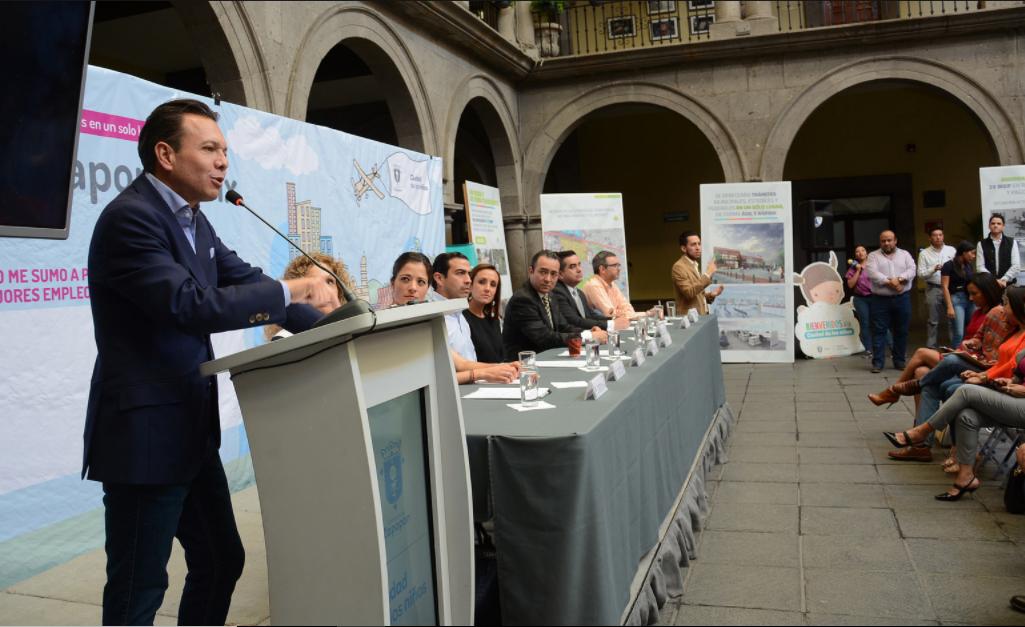 Presentan plataforma Empleo Zapopan para acercar oportunidades laborares a los ciudadanos