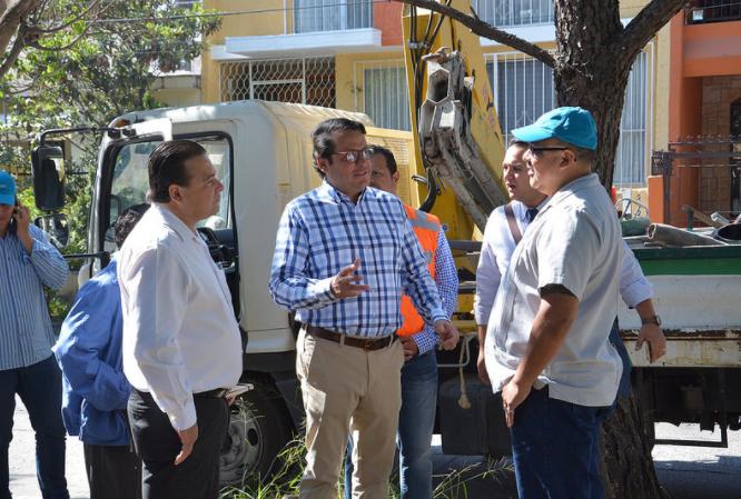 Lleva Zapopan el programa 'Enchúlate Zapopan' a la colonia Atemajac del Valle