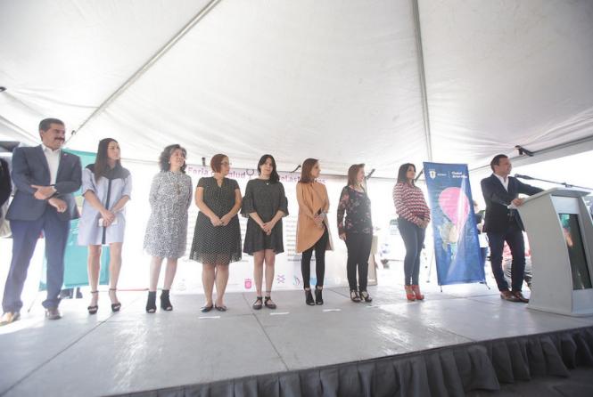 Ofrece Zapopan feria de la salud en el marco del Día Internacional de la Mujer