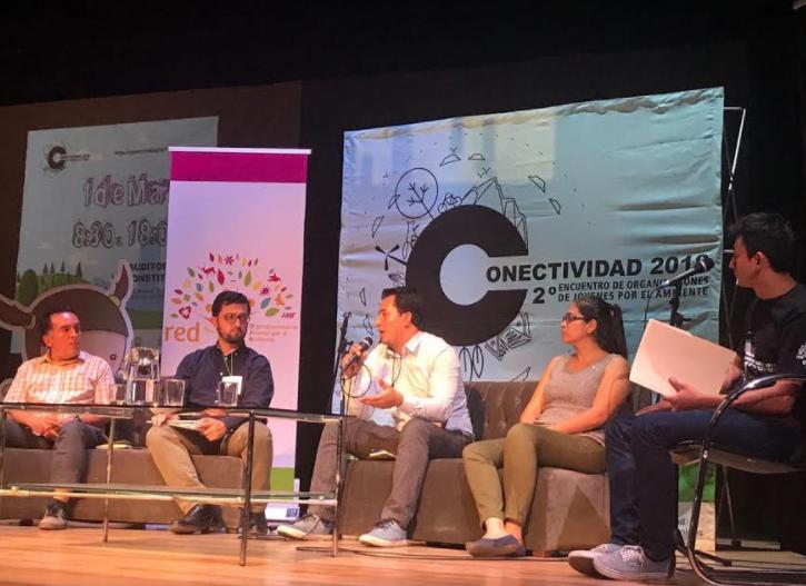 Arranca Foro Conectividad 2018, Segundo Encuentro de Organizaciones de Jóvenes por el Medio Ambiente