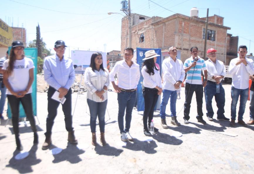 Arranca Zapopan obra de infraestructura pluvial en La Magdalena