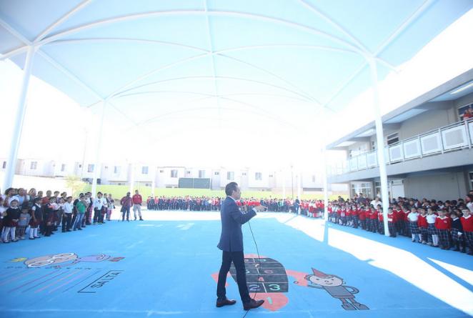 Mejora Zapopan infraestructura escolar en Valle de los Molinos