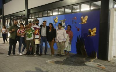 Inaugura Zapopan mural en honor a Rogelio Padilla, fundador de MAMA A.C.