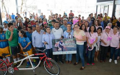 """Presenta Zapopan """"Paseo Incluyente"""", programa dedicado las personas con discapacidad"""
