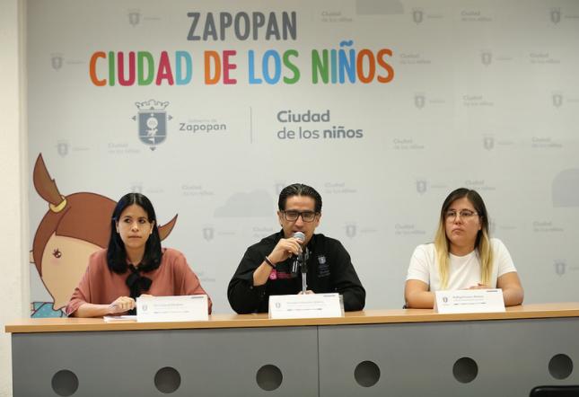 """Presentan """"Zapopan Impulsa"""", programa dedicado a mujeres que buscan emprender su propio negocio"""