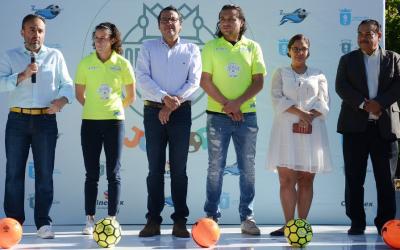 Arranca el torneo de futbol Copa Zapopan Junior 2018